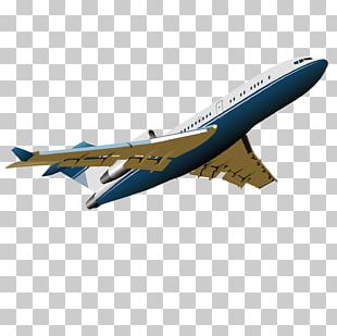 Airplane Aircraft PNG