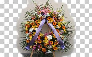 Wreath Floral Design Flower PNG