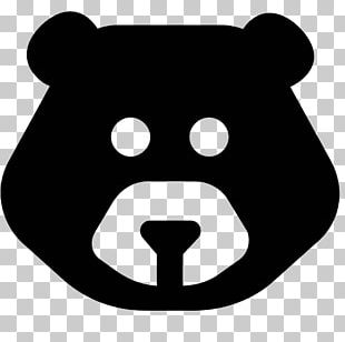 American Black Bear Computer Icons PNG