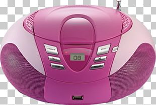 CD Player Boombox Compact Disc Lenco SCD-37 USB PNG