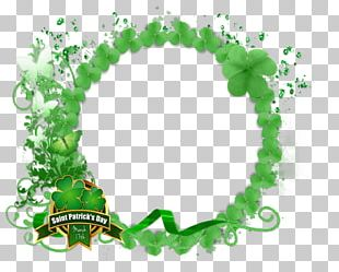 Saint Patrick's Day Frames PNG