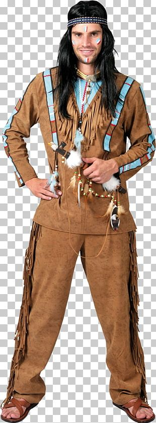 Costume Indigenous Peoples Of The Americas Pow Wow Sioux Pants PNG