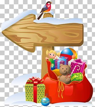 Santa Claus Christmas Tree PNG