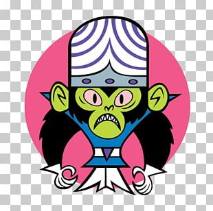 Mojo Jojo Professor Utonium Animation Television Show PNG