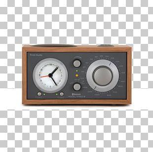 FM Radio Alarm Clock Tivoli Audio Model Three FM PNG