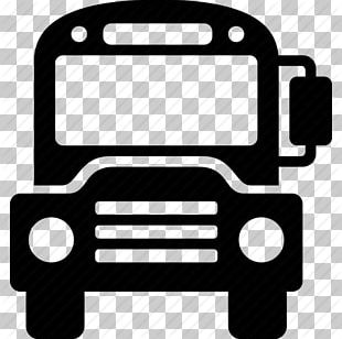 Airport Bus Computer Icons School Bus Transport PNG