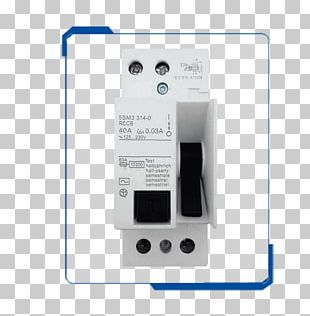 Earth Leakage Circuit Breaker Residual-current Device Electric Current Electricity PNG