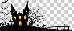 Halloween Haunted Attraction Holiday PNG