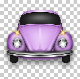 Automotive Exterior Compact Car Purple PNG