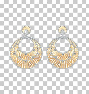 Earring Jewellery Silver Gold Clothing Accessories PNG