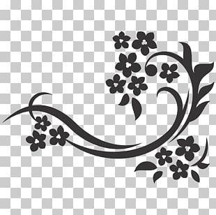 Flower Floral Design Pattern PNG