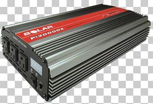 Power Inverters Solar Inverter Battery Charger Electric Power Watt PNG