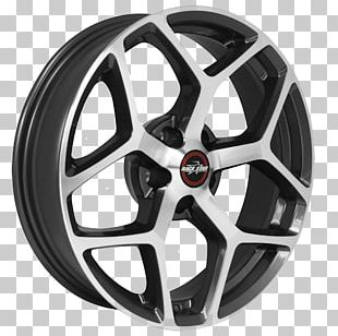 Rim Car Alloy Wheel Shelby Mustang PNG