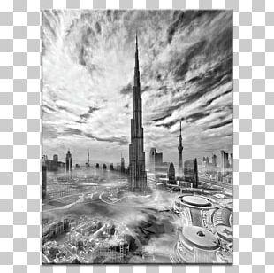 Burj Khalifa Burj Al Arab The World Jumeirah Photography PNG