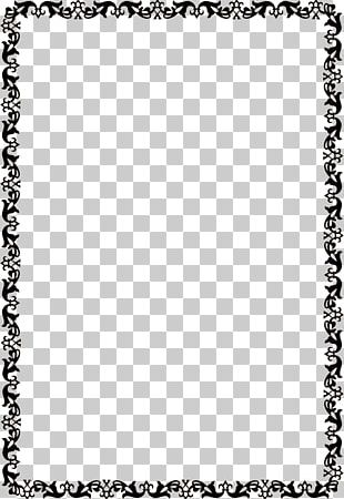 Frame White Rectangle PNG