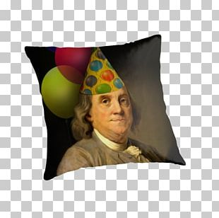 The Autobiography Of Benjamin Franklin Throw Pillows Cushion PNG
