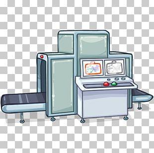 X-ray Generator X-ray Machine Airplane PNG