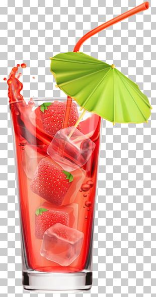 Cocktail Juice Fizzy Drinks Martini Punch PNG