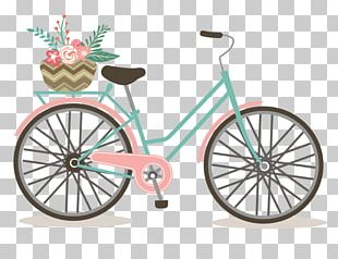 Tandem Bicycle Graphics PNG