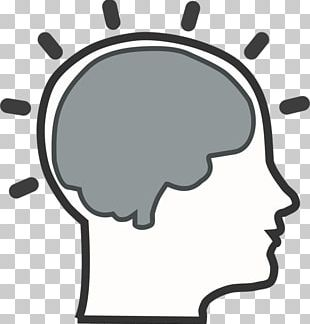 Brain Computer Icons Mind PNG