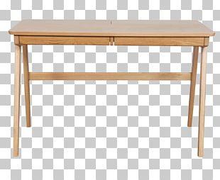 Desk Office Table Wood Furniture PNG