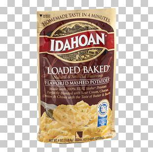 Mashed Potato Breakfast Cereal Flavor Food PNG