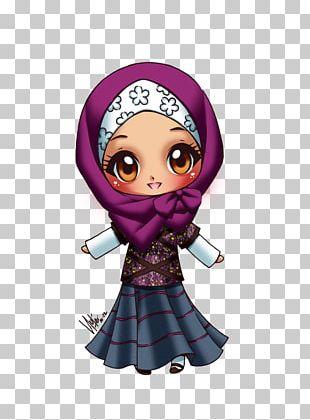 Chibi Islam Drawing Muslim Cartoon PNG