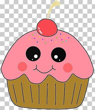 Cupcake Halloween Cake Muffin Cartoon PNG