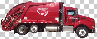 Car Garbage Truck Commercial Vehicle Waste PNG