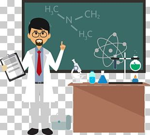 Chemistry Chemical Formula Teacher Science PNG