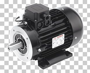 Electric Motor Engine AC Motor Single-phase Electric Power Car PNG