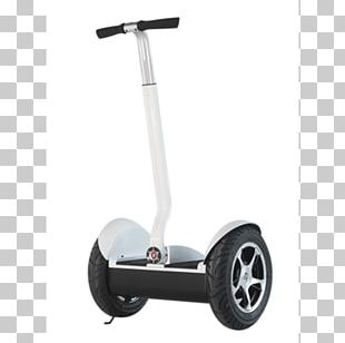 Wheel Scooter Segway PT Balansvoertuig Unicycle PNG