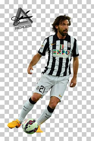 Andrea Pirlo Juventus F.C. New York City FC Jersey Football Player PNG