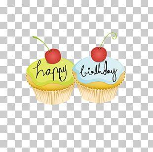 Birthday Cake Cupcake Wedding Invitation Happy Birthday To You PNG