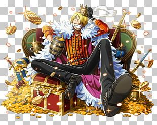 Vinsmoke Sanji Monkey D. Luffy One Piece Treasure Cruise Roronoa Zoro Brook PNG