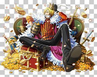 Vinsmoke Sanji Monkey D. Luffy One Piece Treasure Cruise Roronoa Zoro Brook PNG