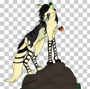 Cat Tiger Horse Dog PNG