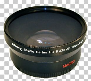 Fisheye Lens Wide-angle Lens Camera Lens Macro Photography PNG