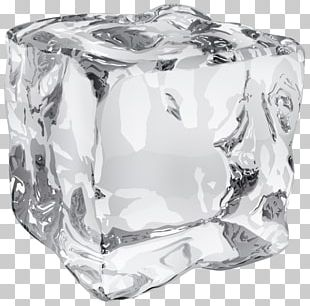 Glass Crystal Black And White PNG