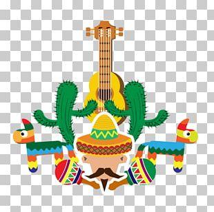 Mexico Cinco De Mayo Party PNG