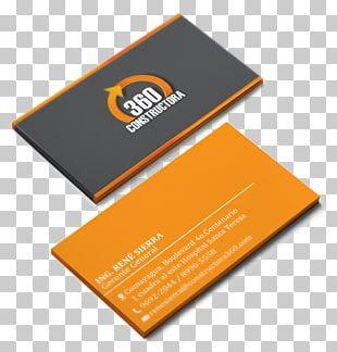 Logo Brand Management Business Cards PNG