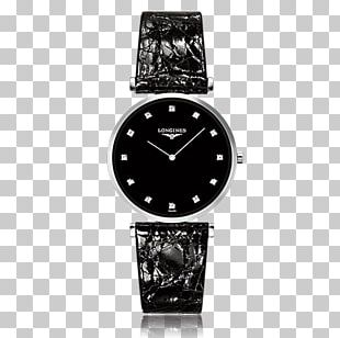 Longines Watch Quartz Clock Strap Jewellery PNG