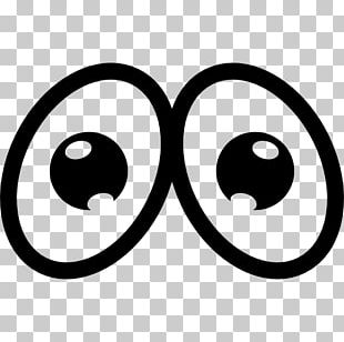 Cartoon Eye PNG