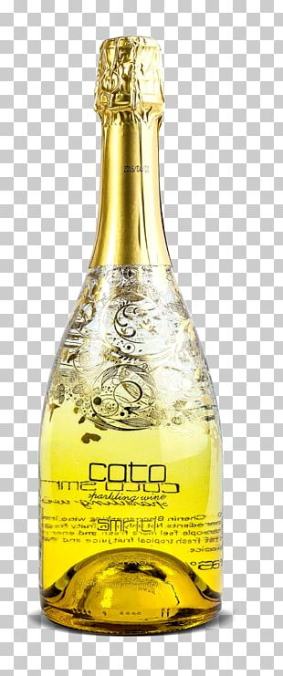 White Wine Champagne Sparkling Wine PNG