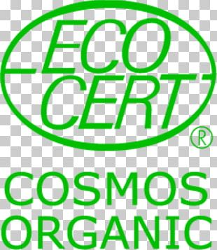 Cosmos ECOCERT Brand Logo PNG