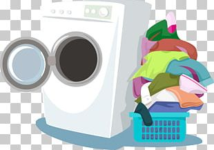 Laundry Washing Machines Clothes Dryer PNG