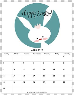 Easter Bunny Happy Easter! Gift Wedding Invitation PNG