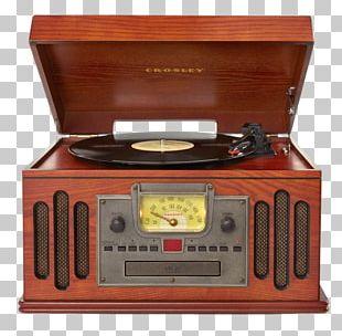 Phonograph Record Crosley Compact Cassette Cassette Deck PNG
