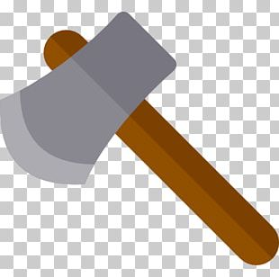 Carpenters Axe Scalable Graphics Icon PNG