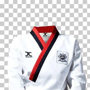 Dobok Taekwondo Martial Arts Sportswear T-shirt PNG